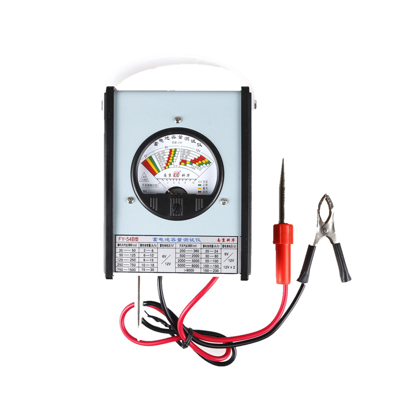 Chất lượng cao tương tự Battery Tester (FY54B) với ISO chứng nhận