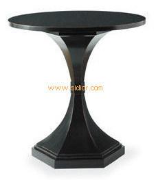 (CL-5524) Luxury Hotel Restaurant Villa Lobby Furniture Wooden Coffee Table