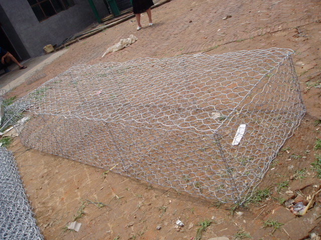 Hot Sale Superior Quality Galvanized Gabion Box with Lower Price