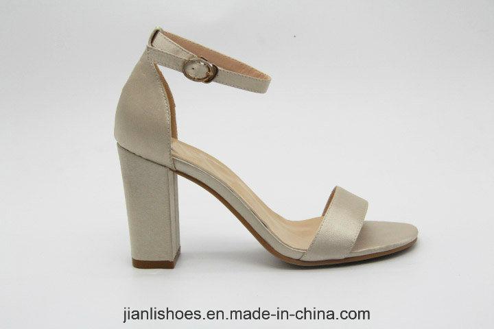 2018 Sexy Ladies Colorful Flannelette Women Sandal Shoe (HSA41)