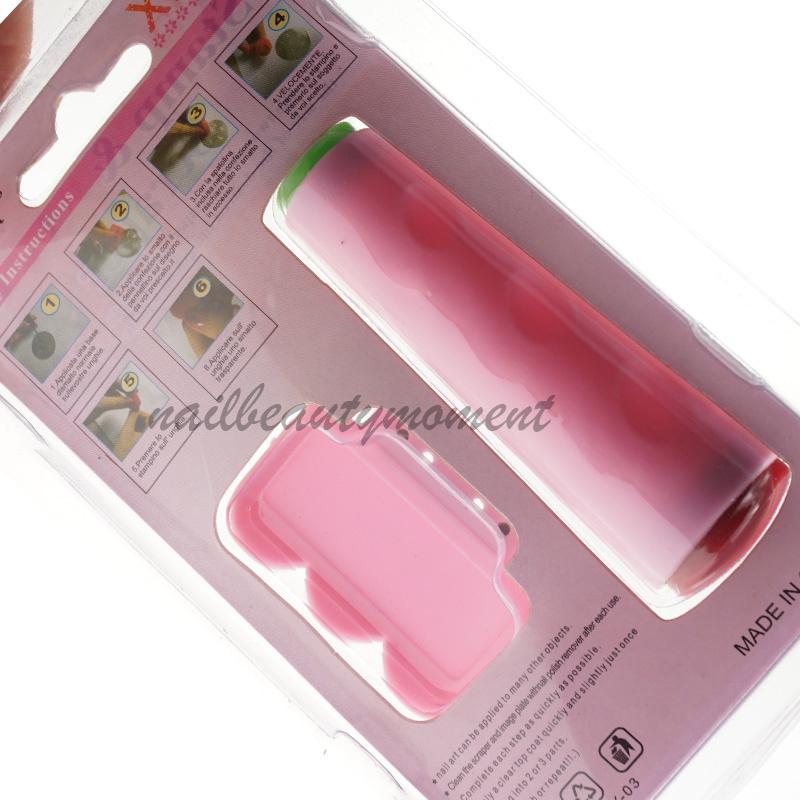 Nail Art Stamping Stamper Scraper Tool Kit (SNA14)