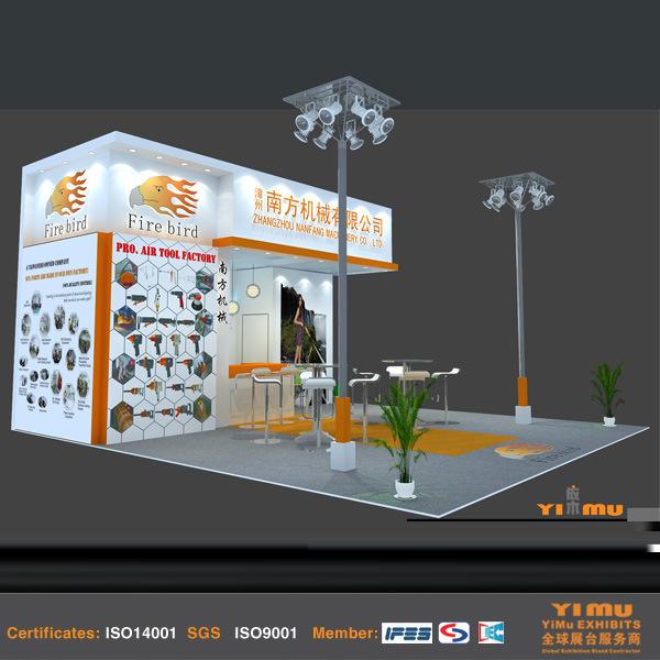 Exhibition Stand Fashion : China fashion exhibition stand design for hardware