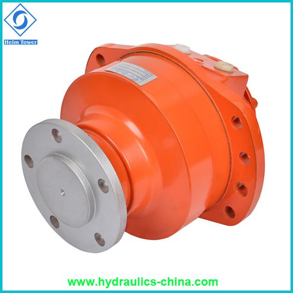 Radial Piston Hydraulic Motor : China ms radial piston hydraulic motor