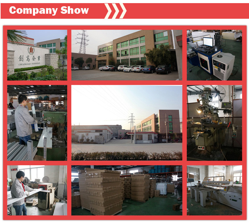 Standard Exhibition Booth : China maxima system standard exhibition booth
