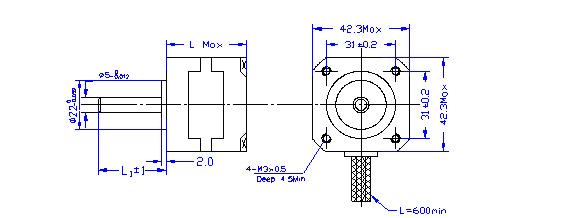 wiring diagram for nema 34 stepper motor 3 phase stepper motor elsavadorla