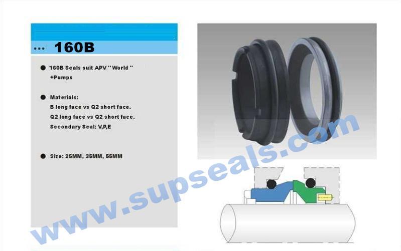 Mechanical Seals 160b Water Pump Seal