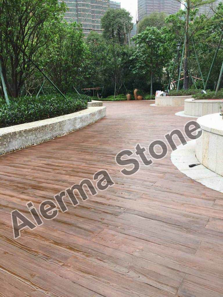 Concrete Wood Pavers, Wd-001
