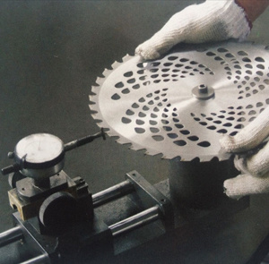 Tct Saw Blade for Cutting Grass with 40 Teetch