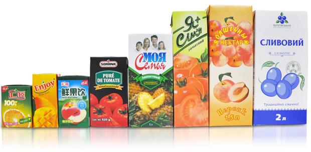 Brick Carton Petra Pak Beverage Vullen Packaging Machinery