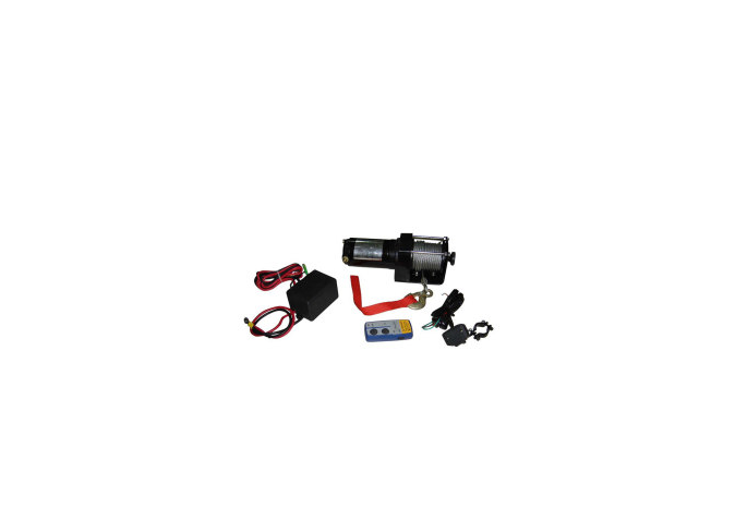 ATV Electric Winch with 3000lb Pulling Capacity