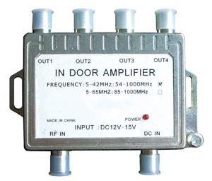 Conector de catv splitter mini tipo conector de catv for Amplificador tv cable coaxial