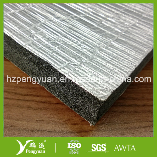 China Reinforced Aluminum Foil Xpe Foam For Roof