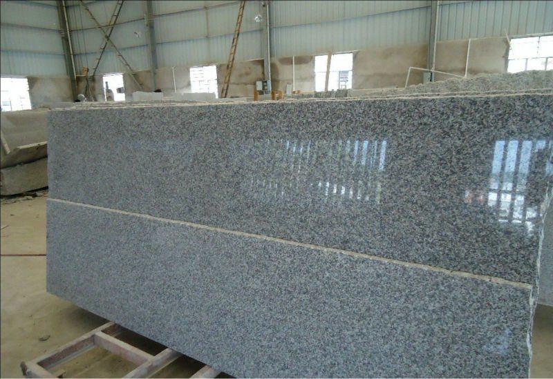 Brame blanche de granit de tuile grise du granit G623 de ...