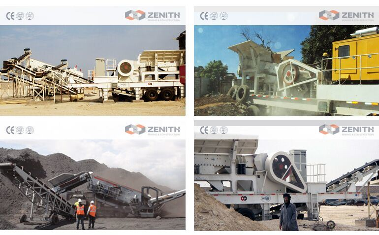mobile crushing and screening plant Crushing & screening solutions request for a quote  the range of track  mobile processing plants from til, under licensing agreement with kpi-jci,.