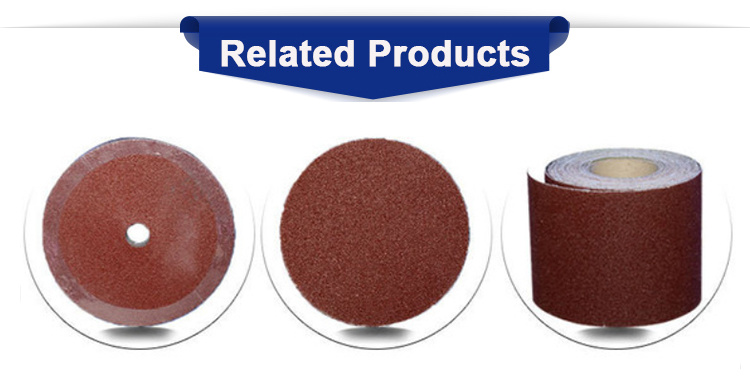 Abrasive Roll, 400 Grit Emery Cloth
