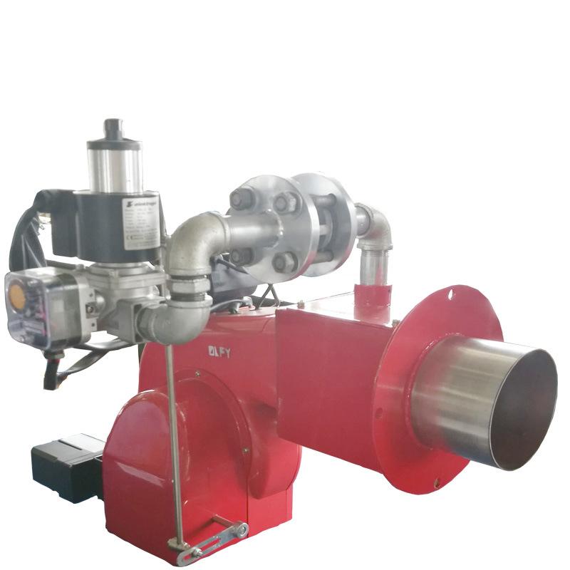 Replace Oil Burner With Natural Gas Burner
