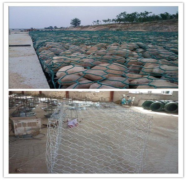 1X1X1m 1X1X2m Gabion Box/Hexagonal Wire Mesh