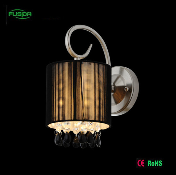 Wall Lamp Shades For Living Room : China Line Living Room Cloth Shade Decorative Wall Lamp - China Wall Lamp, Wooden Wall Lamp
