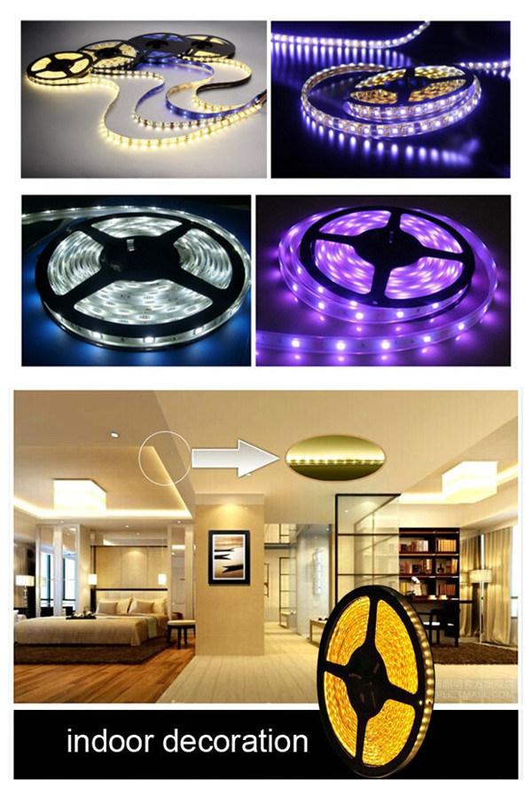 SMD 5050 LED Strip Light Waterproof LED Strip Light (3 years warranty)