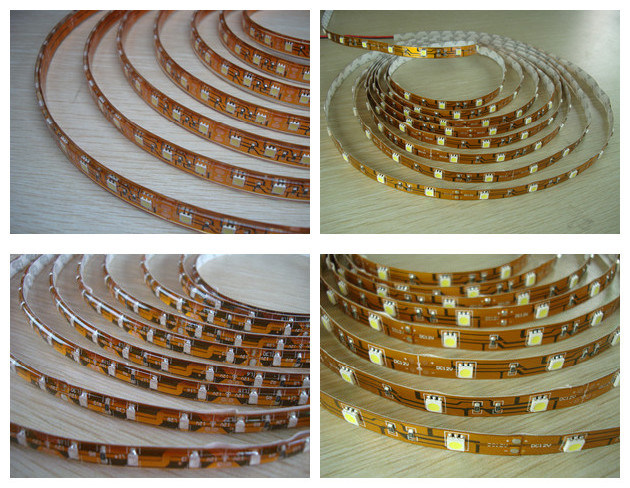 SMD5050 120LEDs/M Flexible LED Strip Light (3 years warranty)