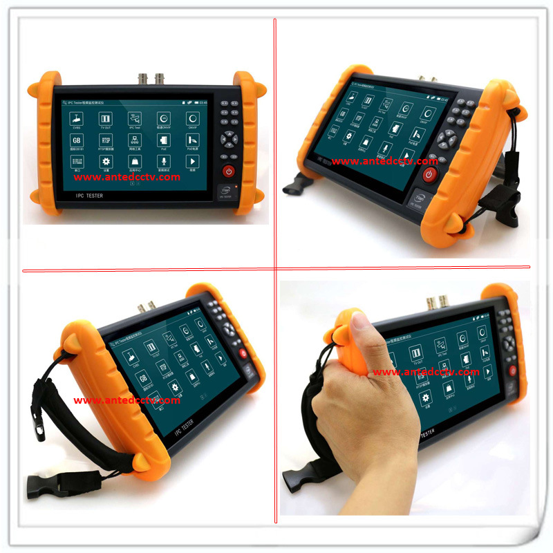 """China 1280*800 Touch Screen 7"""" Inch IP Camera Test Monitor ..."""