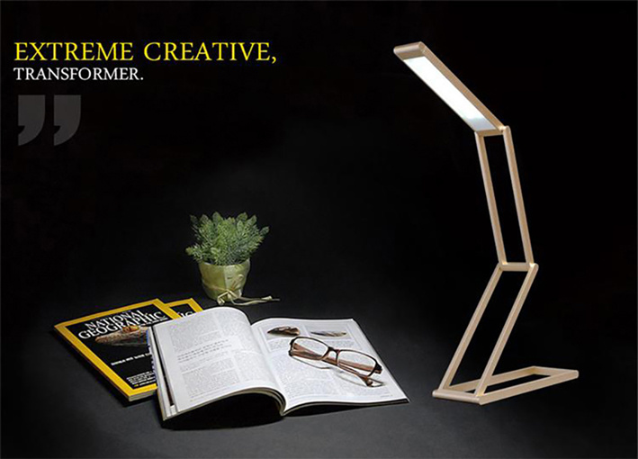 China Led Rechargeable Desk Lamp Light Anniversary
