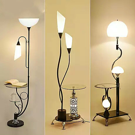 China Modern Led Decorative Living Room Floor Lamp Light