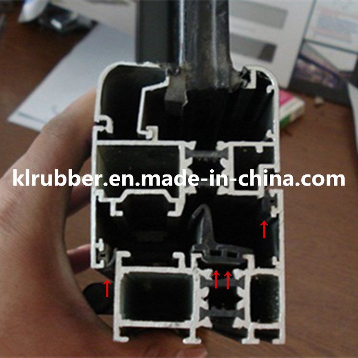 china window and door rubber weather sealing strip china