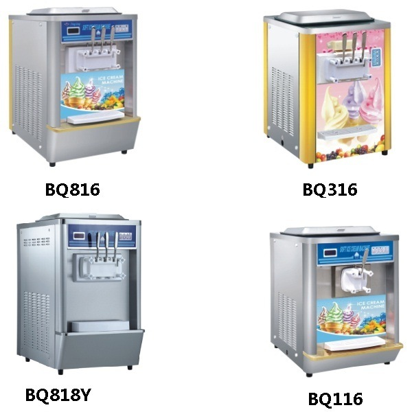 commercial table top soft serve ice cream machine - Soft Serve Ice Cream Maker
