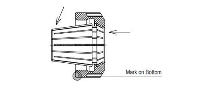 CNC Milling Spring Cutting Tools Collet Er11 Er16 Er20 Er25 Er32 Collet Set