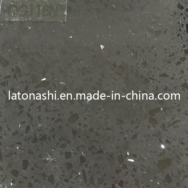 China artificial man made quartz stone for countertop for Man made quartz countertop