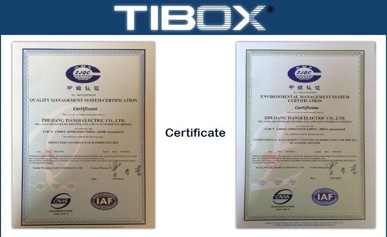 2016 Tibox Electrical Enclosure IP66