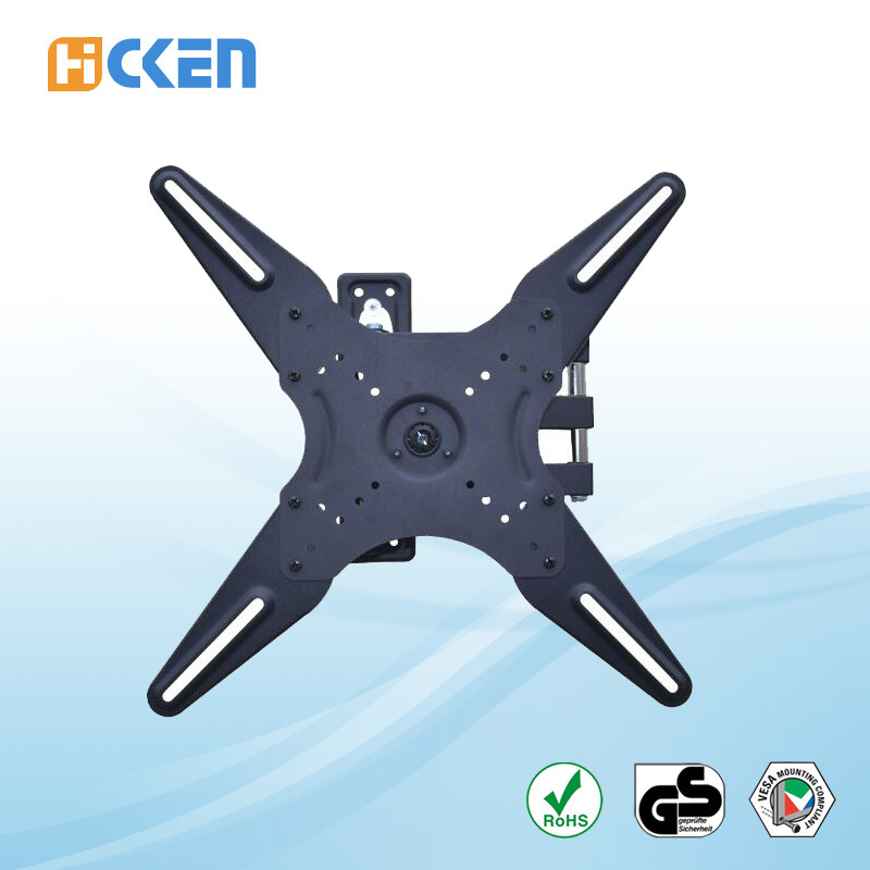 China 2016 Tv Brackets Articulating Single Extendable Arm