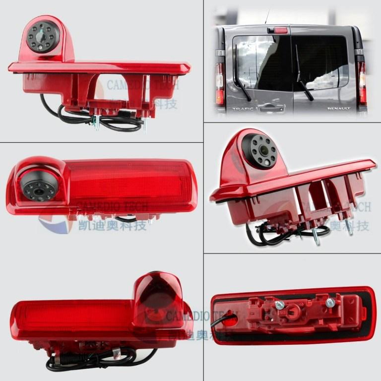 China 1/3 Sony CCD Brake Light Camera for Opel Vivaro