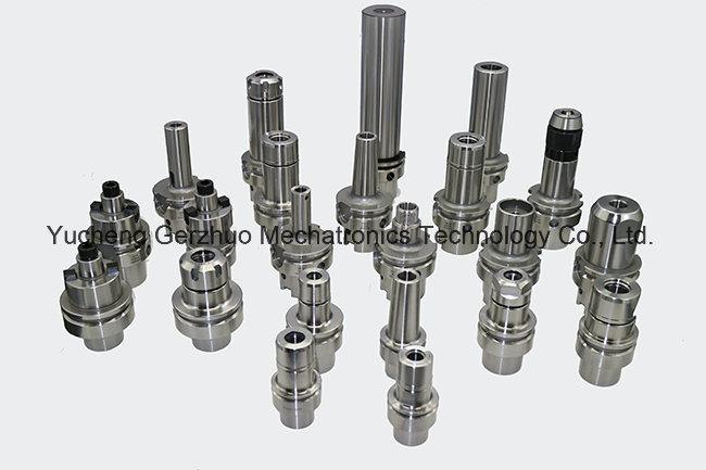 Standard DIN69893 Hsk40e Hsk50e Hsk63e GSK High Speed Precision Tool Holder