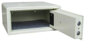 Digital Hotel Safe for 15'' Laptops (ELE-SA230FR)