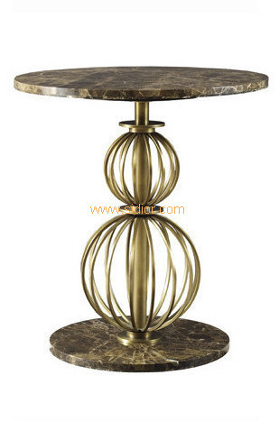 (CL-5002) Luxury Hotel Restaurant Villa Furniture Mable Coffee Table