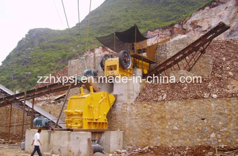 jaw crushers plant high capacity Plots of crusher capacity for soma coal according to choke feed level and  the  higher the amount of fine produced as a proportion of total plant throughout.