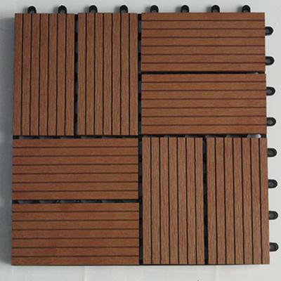 Image gallery outdoor floor tiles wood for Outdoor timber floor decking