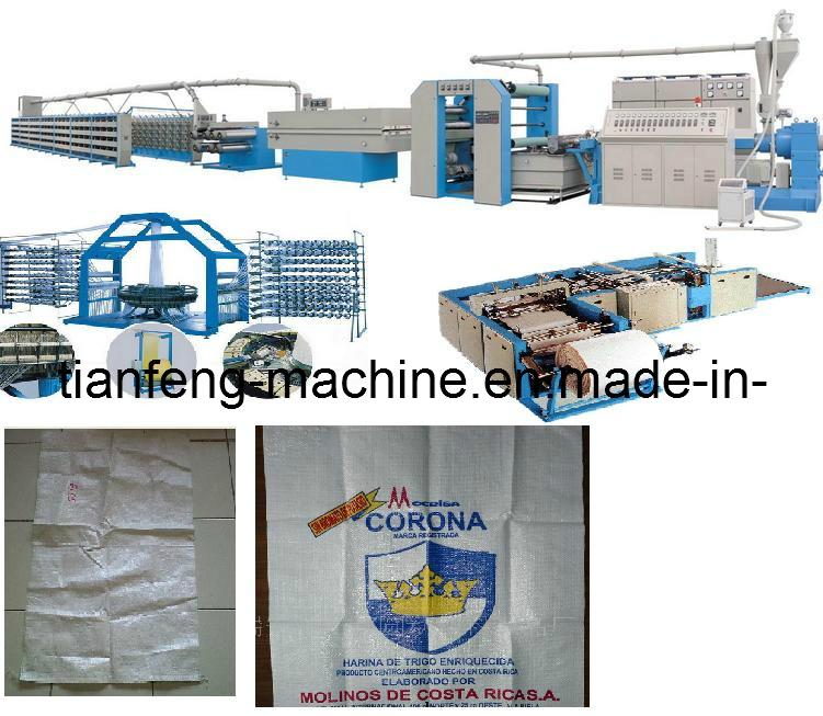 pp bag making machine price