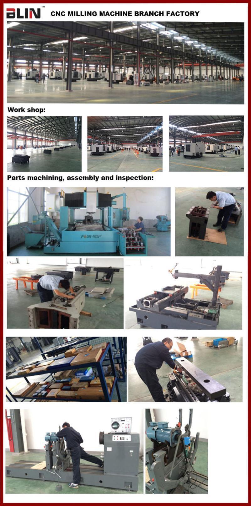 (BL-Y900/1100) CNC Machining Center Vmc