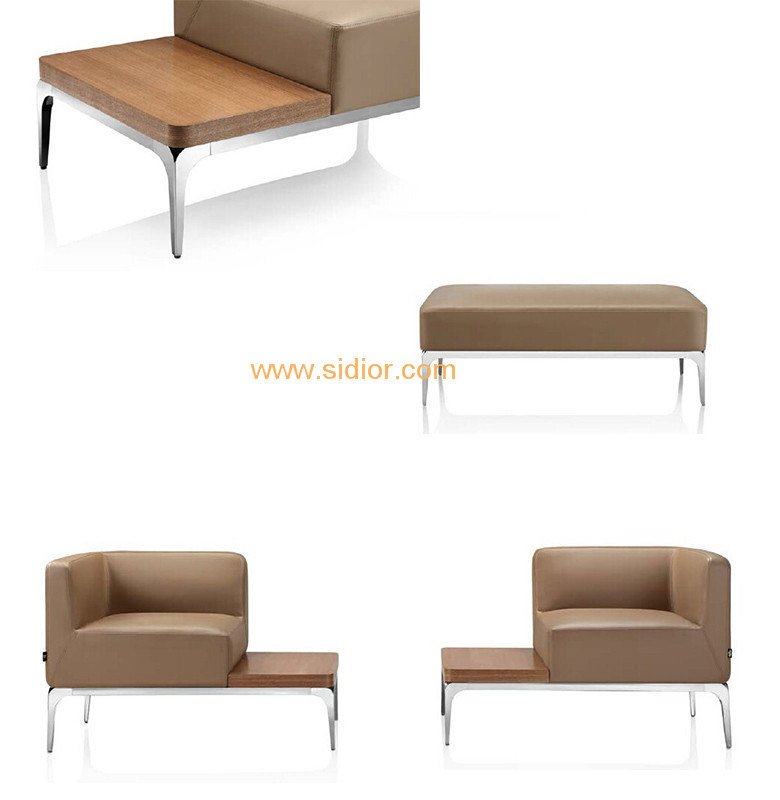 (SD-2012) Modern Living Room Furniture Hotel Office Waiting Leisure Chair