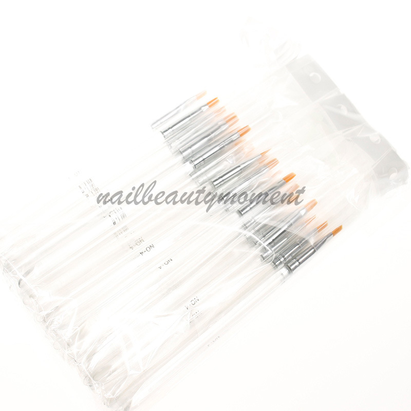 Nail Art UV Gel Brush French Manicure Pencil #4 (B022)