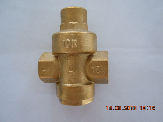 china brass pressure reducing valve for water a 0209. Black Bedroom Furniture Sets. Home Design Ideas