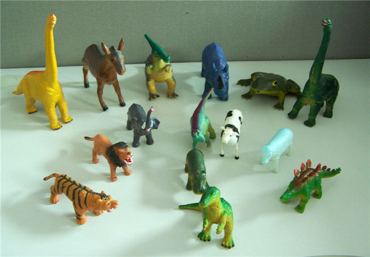OEM Soft Fancy Dinosaur Dragon Jelly Animal Toy