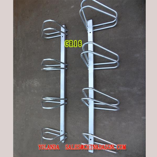 Metal Mounted Bike Racks Cr15