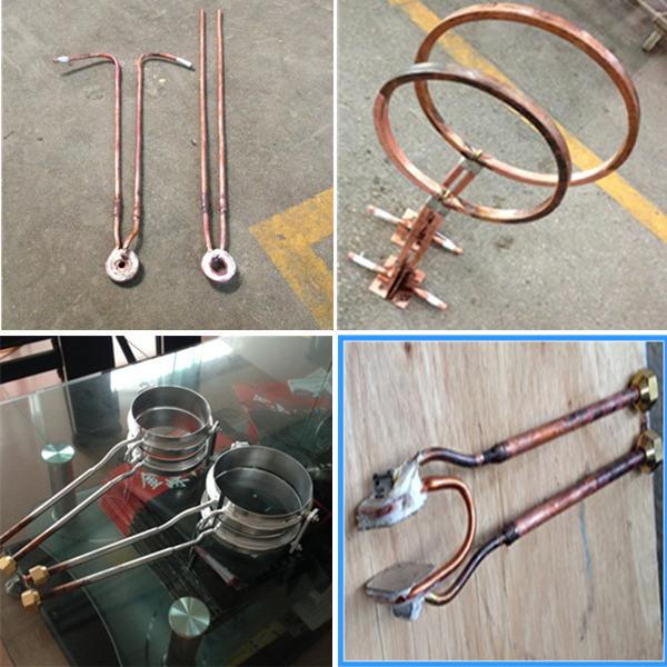Coil Boiler Design ~ Design personalizado de bobina aquecimento por indução
