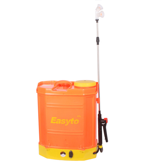 20L Knapsack Hand Pressure Sprayer Agricultural Backpack Electric Sprayer (BS-20-1)