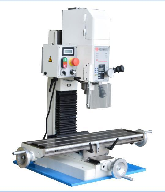 Wmd25V Heightened Column Bench Drilling and Milling Machine