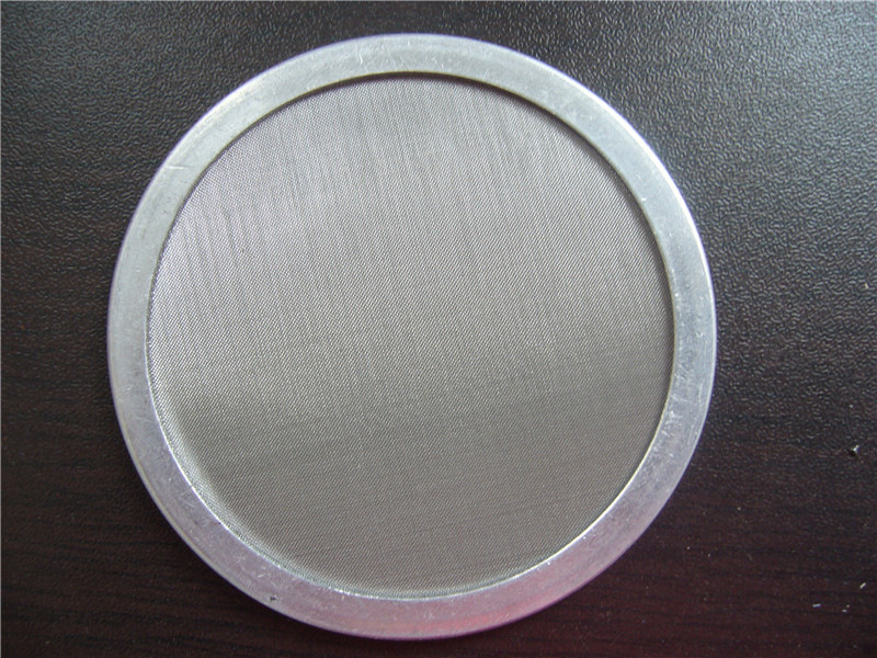 China Ss Carbon Steel Copper Black Wire Cloth Filter Disc
